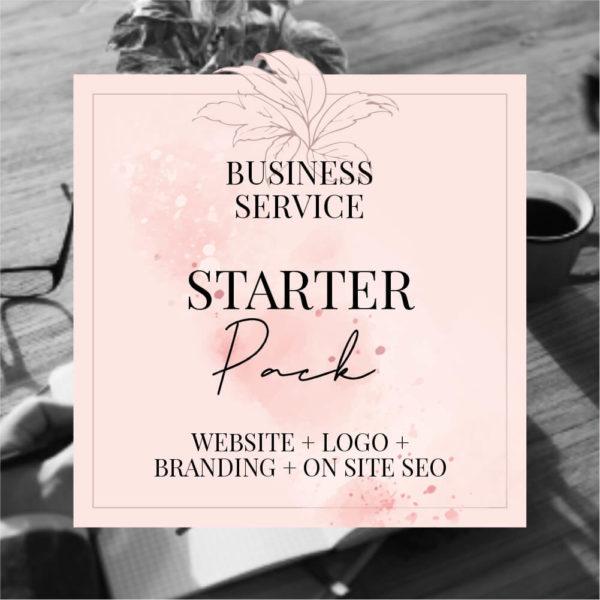 Business Service Starter Pack