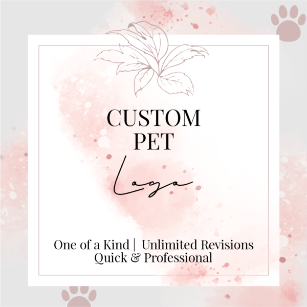 Custom Pets Logo