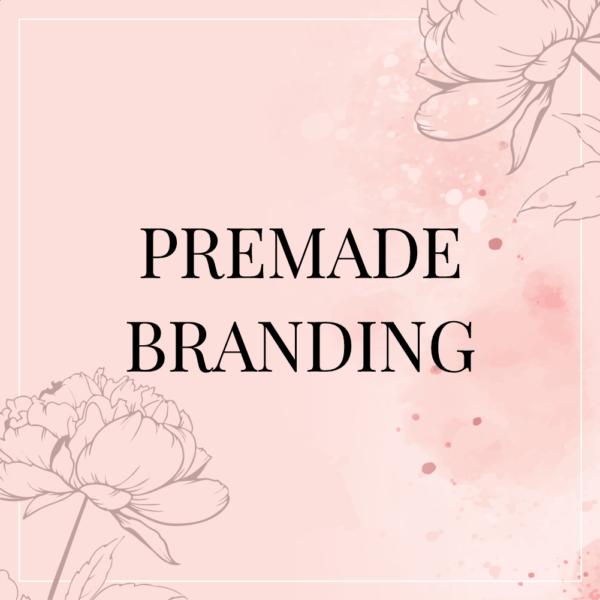 Premade Branding