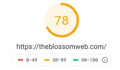 website-loading-speed-blossom