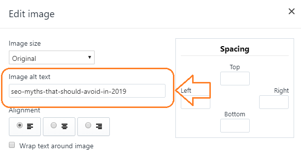 All Images don't need ALT and Title Text