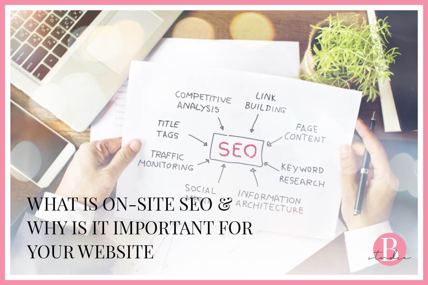 What is ON-Site SEO & Why is it important for your Website img